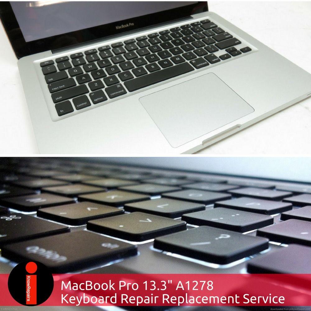 "Sticking? Stuck? or Sluggish MacBook Pro 13"" A1278"