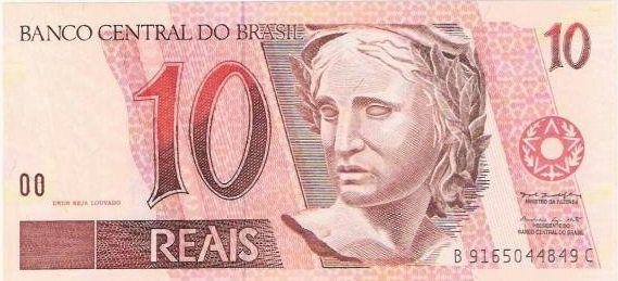 Resultado de imagem para nota de 10 reais
