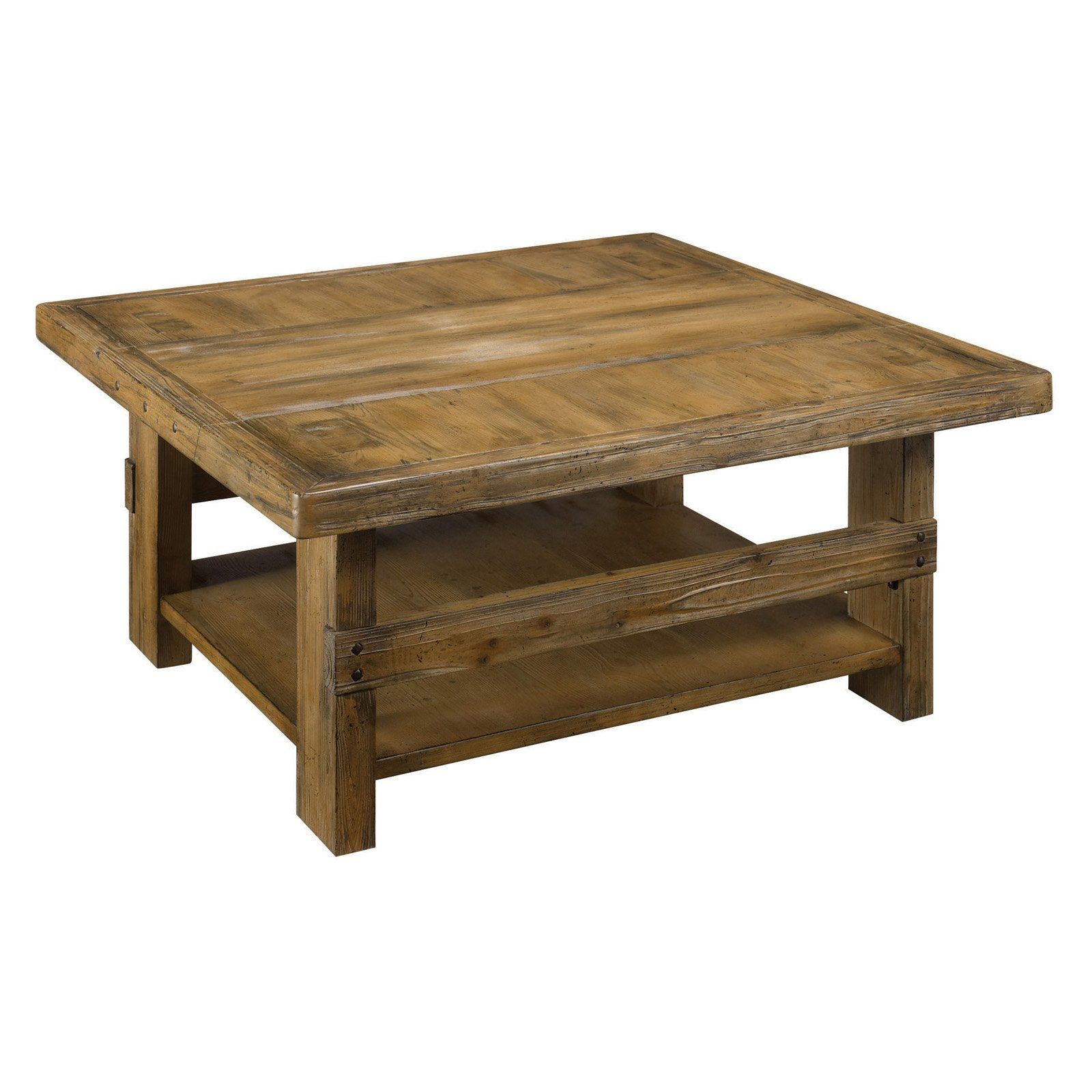 Hammary Luberon Square Coffee Table For The Home