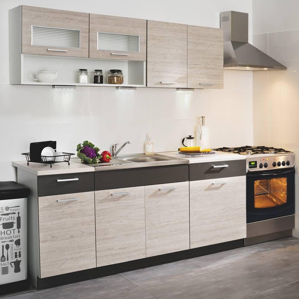 Szafki Kuchenne Fronty Oraz Zestawy Mebli Kuchennych W Leroy Merlin Kitchen Cabinets Home Decor Home