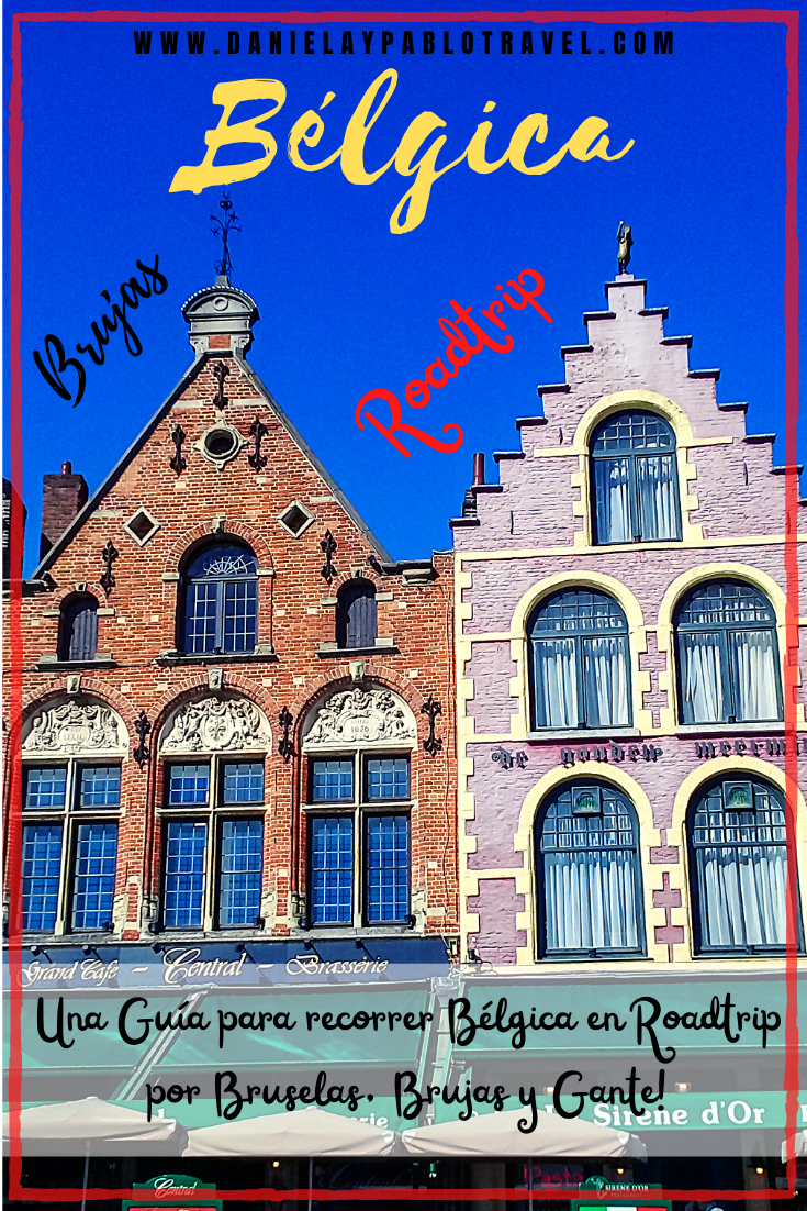 Recorrer Bélgica En Roadtrip O Tren Viajes Belgica Viajes Travel