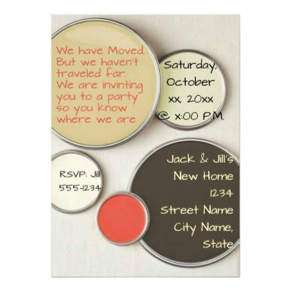 Housewarming Invitation Paint Colors Saturday saturday Party