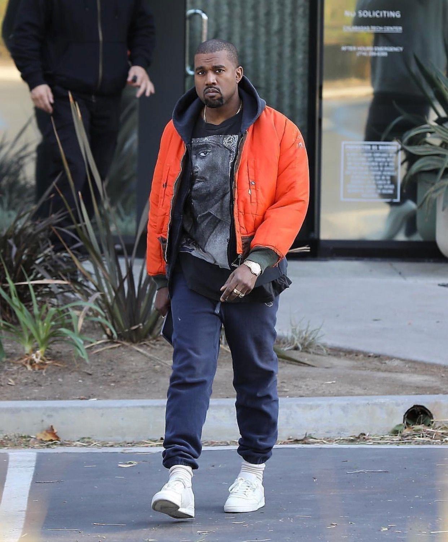 Kanyewest Adidas Yeezyseason Mens Street Style Winter Mens Street Style Urban Kanye West Style