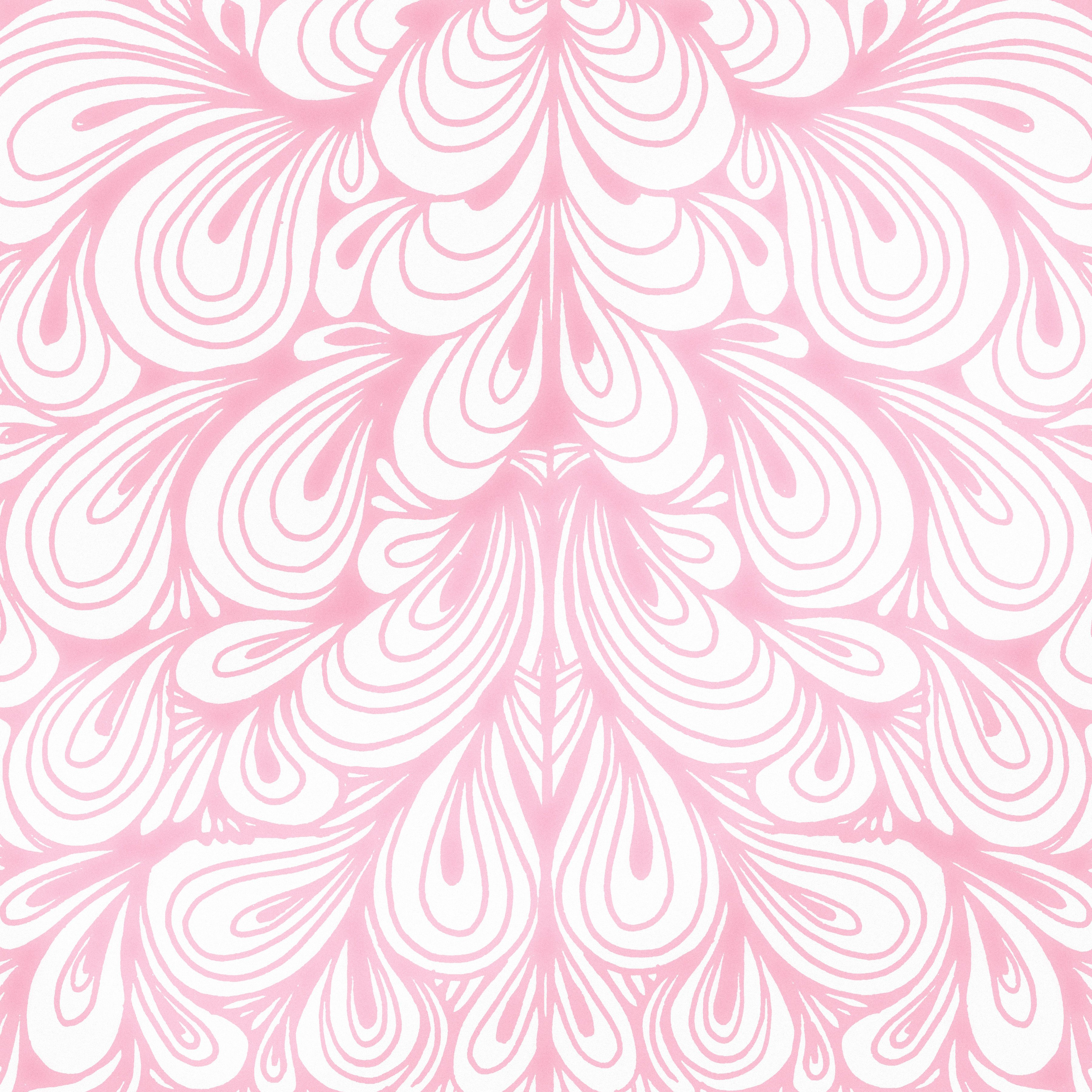 Idea By Becky Wensel On Patterns Paper Pink Swirls Pink Frames