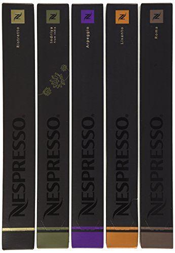 10 Capsule Nespresso Livanto