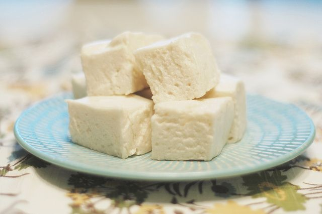 how to make vegetarian marshmallows