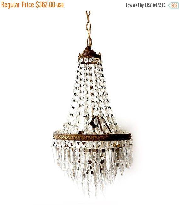 Antique venetian crystal chandelier large italian crystal and brass antique venetian crystal chandelier large italian crystal and brass chandelier aloadofball Choice Image