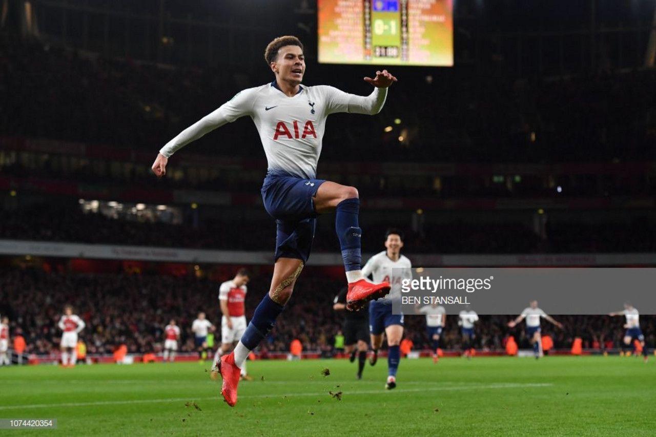 Arsenal 0 2 Tottenham Hotspur Tottenham Hotspur Tottenham Soccer Highlights Videos