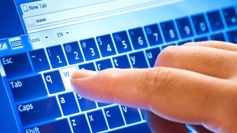 Typing Tricks & Tips Delete an entire word Instead of