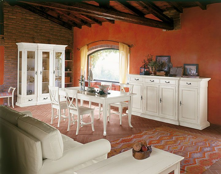 Comedor Vintage Elora Tonin Casa | Spaces, Room and Living rooms