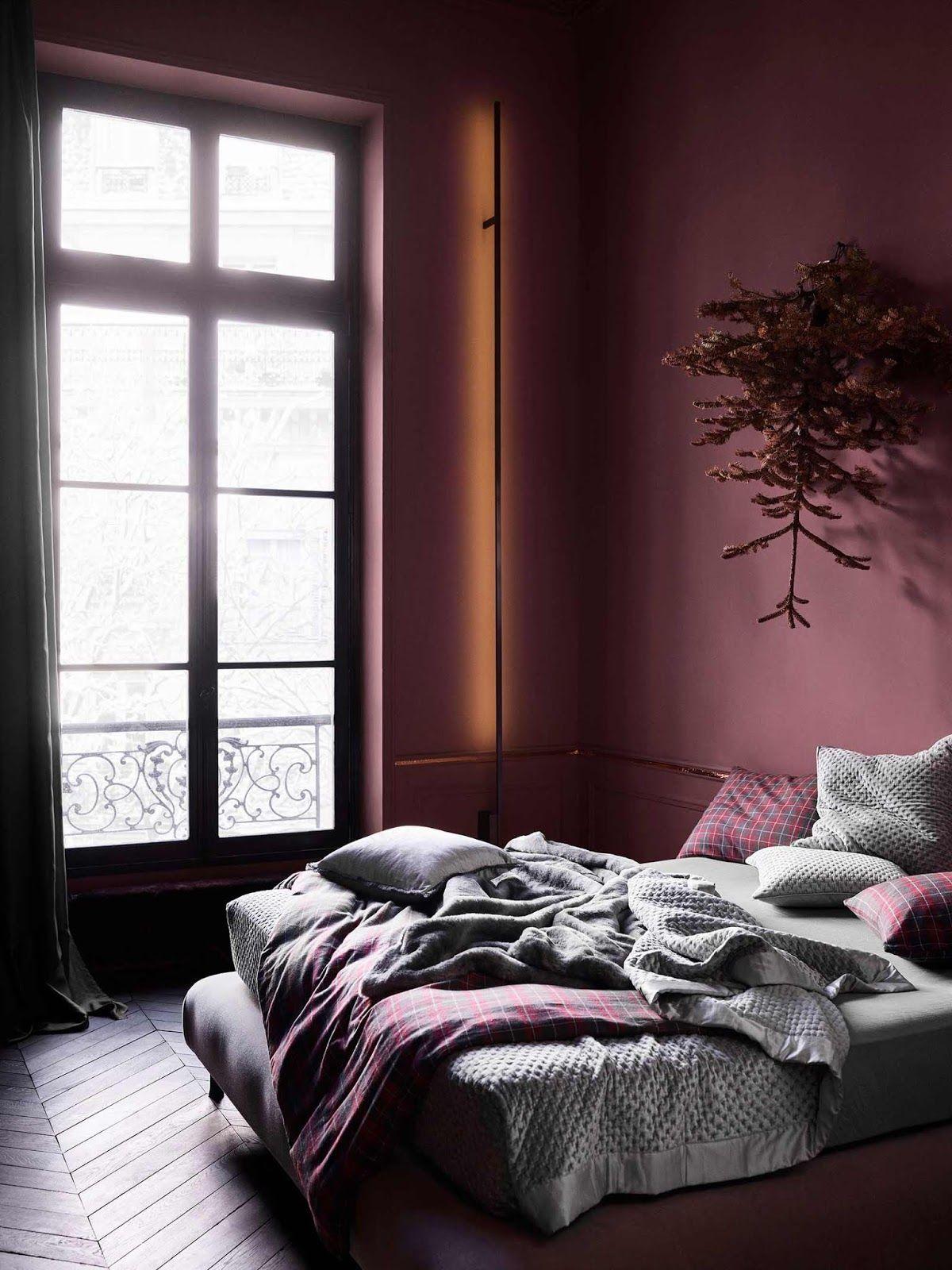 Camera Da Letto Bordeaux.Un Natale Da Sogno Con Zara Home Nel 2020 Camera Da Letto