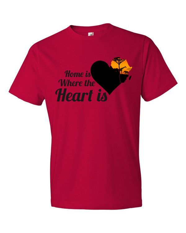 Home is the Heart is / Short sleeve t-shirt