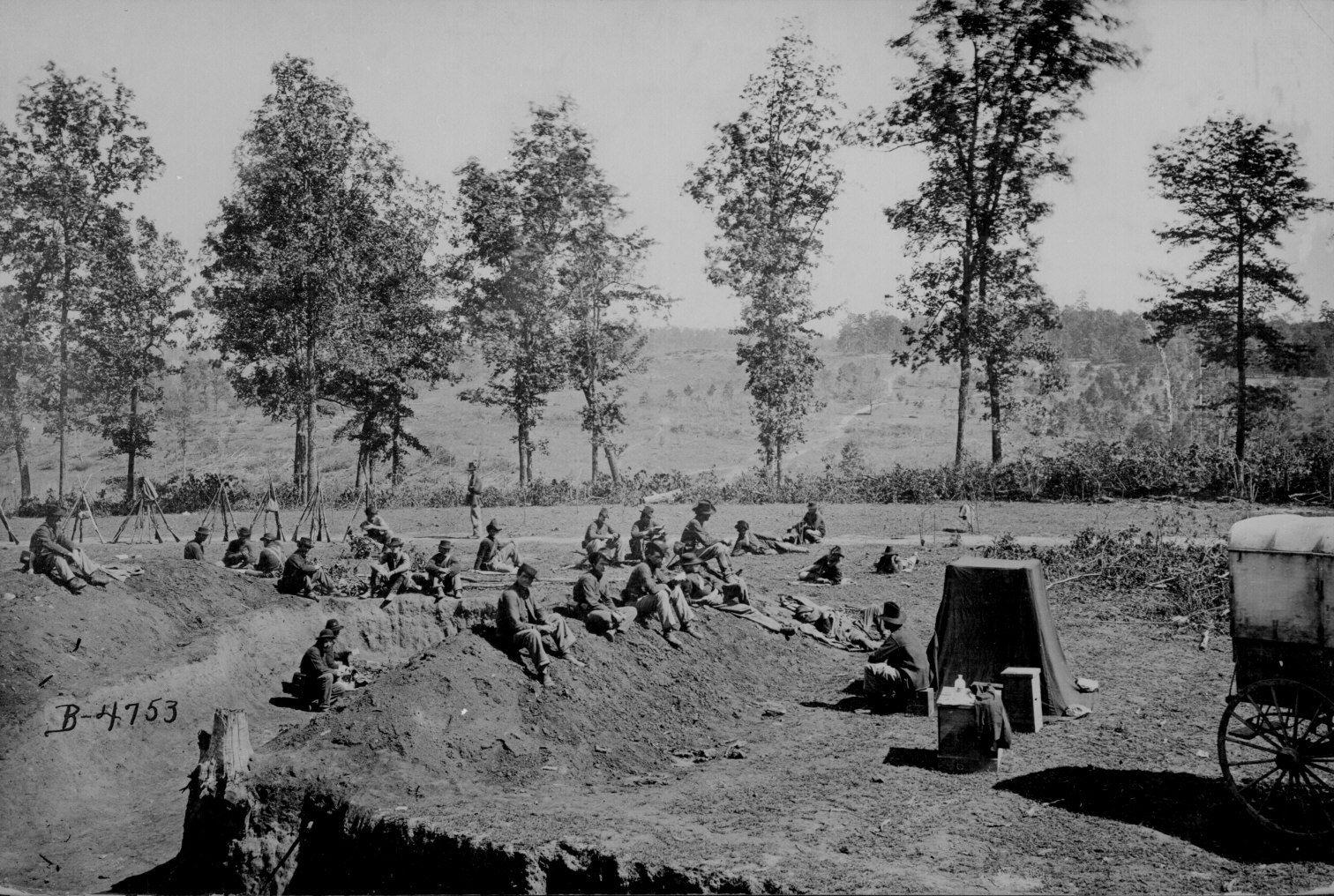 George Barnard S Photographic Equipment Atlanta Georgia Civil War Photography Civil War Photos American Civil War