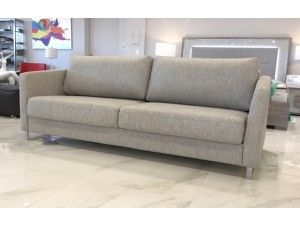 Rachel Light Gray Modern Sleeper Sofa Modern Sleeper Sofa