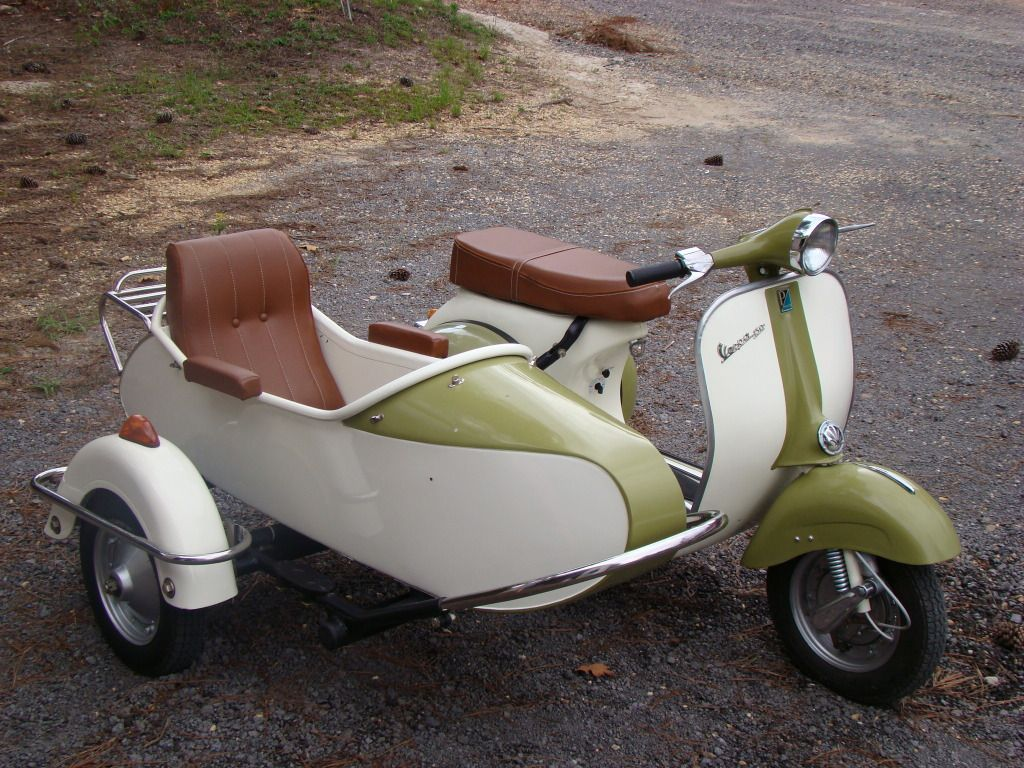pin by sharona altman on sidecars and sidehacks pinterest scooters vespa scooters and sidecar. Black Bedroom Furniture Sets. Home Design Ideas