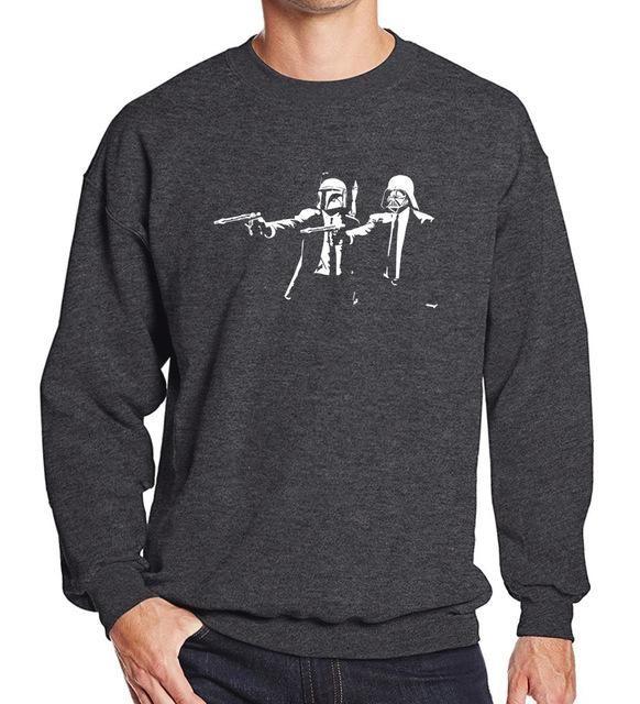 hip hop style streetwear Banksy men's sweatshirts 2018 new autumn winter fashion hoodies top hooded tracksuit