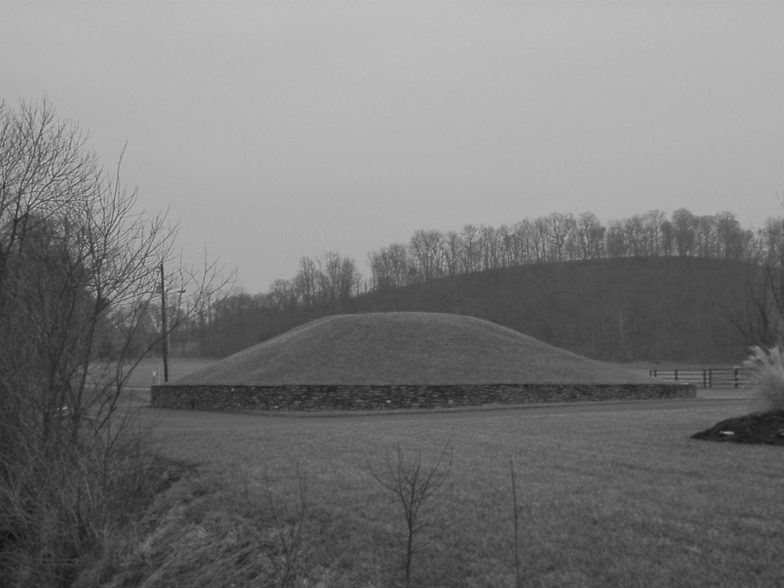 Giant Human S Graveyard Located In Madison County Kentucky