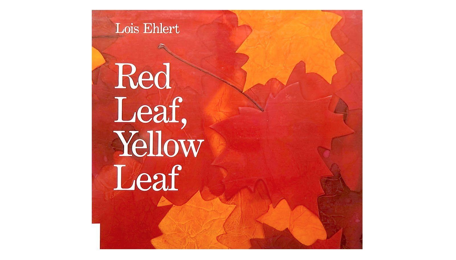 Red Leaf Yellow Leaf By Lois Ehlert