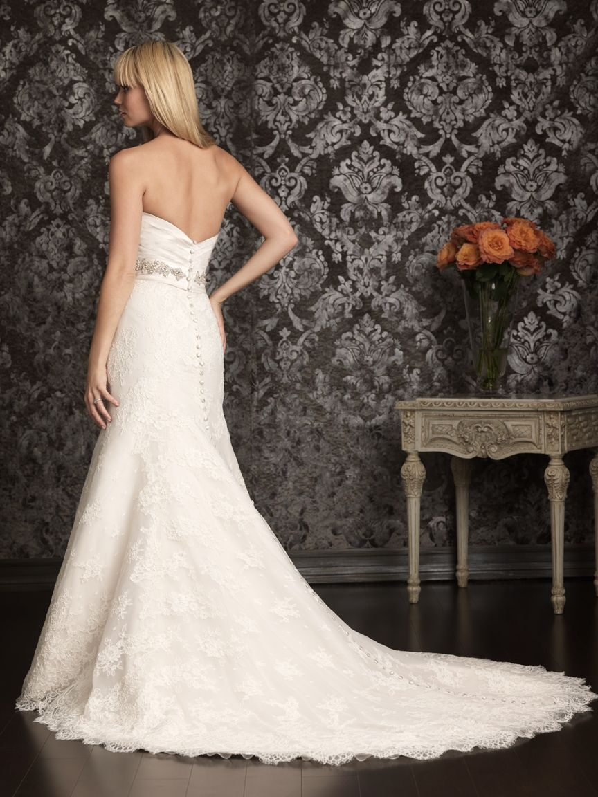 Allure wedding dress  Allure Bridals  Allure Collection  Style   Available colours