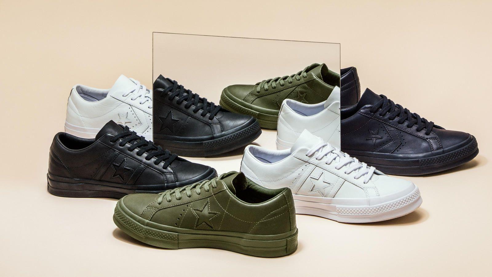 LTT MID LEATHER - CHAUSSURES - Sneakers & Tennis montantesConverse M4sZr