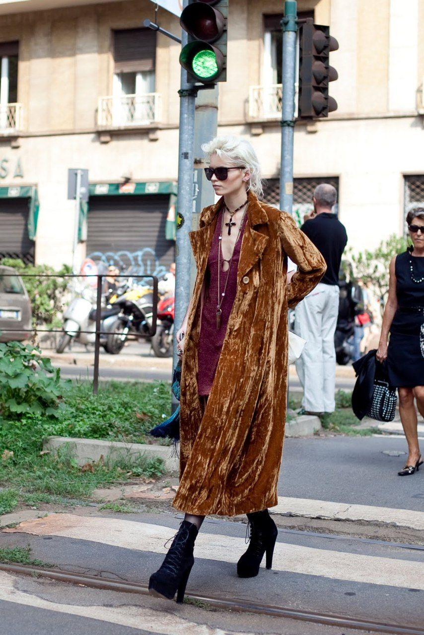 Abbey Lee Kershaw's street style continues to amaze and inspire me.