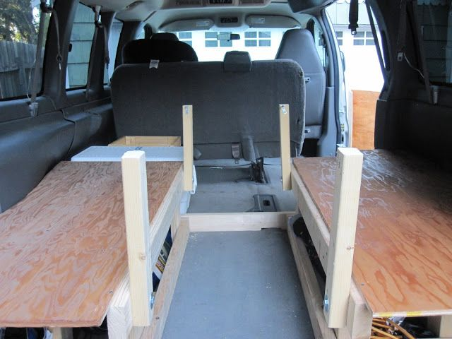 From A Chevy Express To A Diy Customized Camper Van