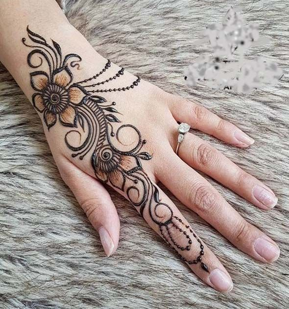 Most beautiful and amazing back hand mehndi designs ideas for your inspiration also best images in rh pinterest