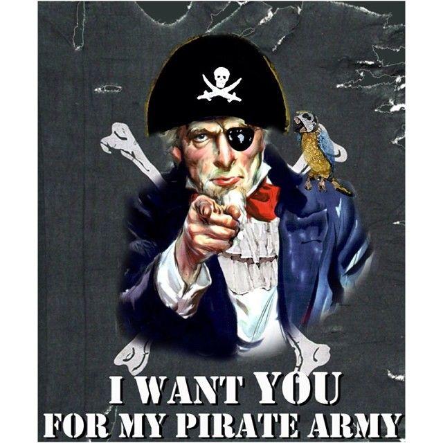 """Képtalálat a következőre: """"i want you pirate�"""