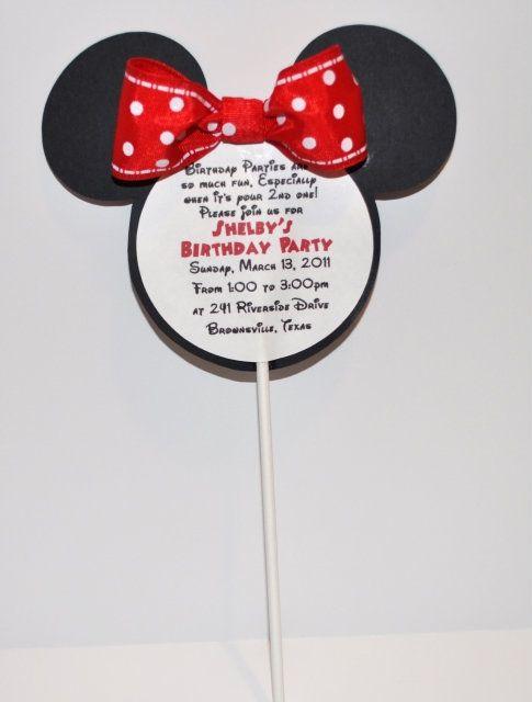 Ideas for birthday invitations using cricut machine and minnie mouse ideas for birthday invitations using cricut machine and minnie mouse cakepins solutioingenieria Choice Image