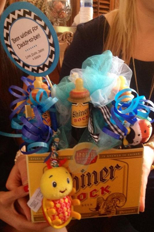 Baby Shower Gift For Dad I Could Make Better Bud Light More