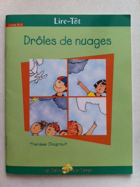 Drôles de nuages - Thérèse Daignault