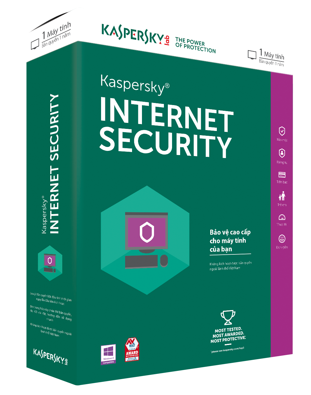 GETfree Kaspersky Internet Security 2018 18.0.0.405 License Key ...