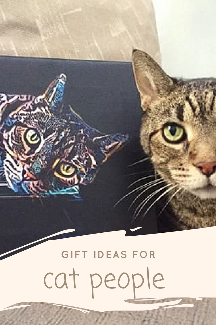 Custom Cat Portraits Make The Best Gift They Arrive Ready To Hang And Are Made From A Simple Photograph Get Your Cat Portraits Custom Cat Portrait Custom Cat