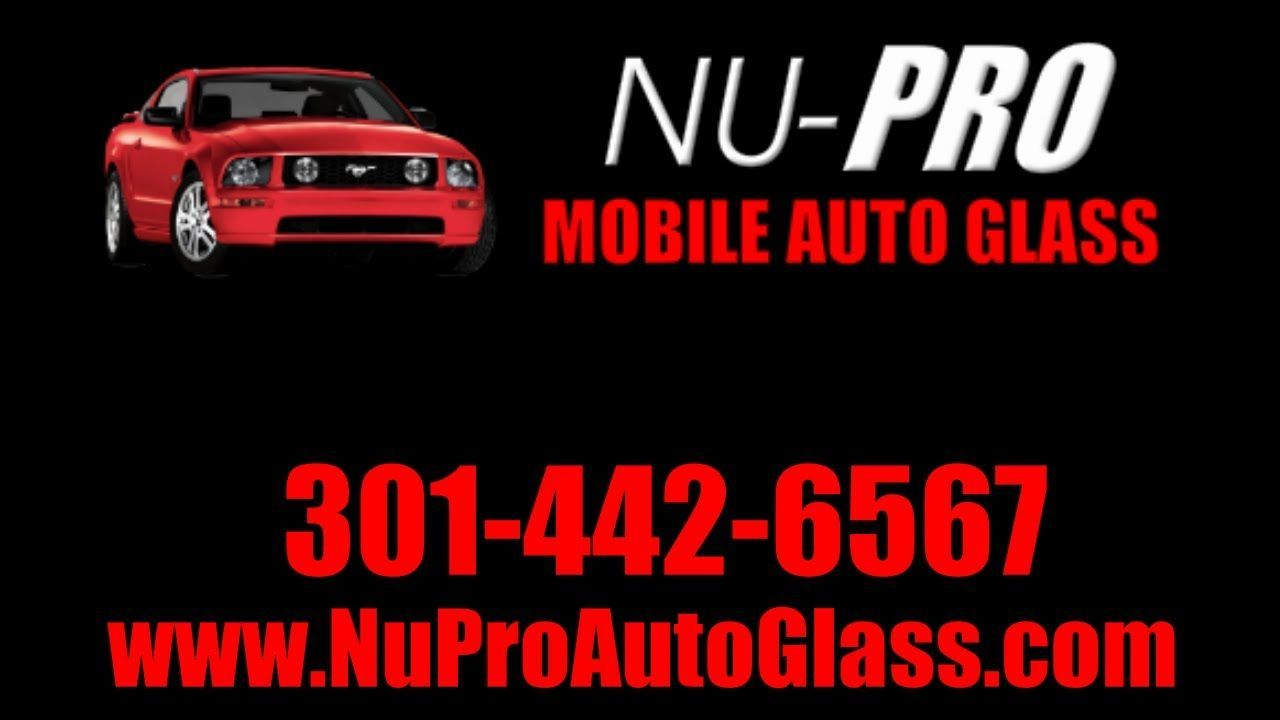 Auto Glass Repair Washington DC | Nu-Pro Mobile Auto Glass #glassrepair Auto Glass Repair Washington DC | Nu-Pro Mobile Auto Glass #characterdayspiritweek