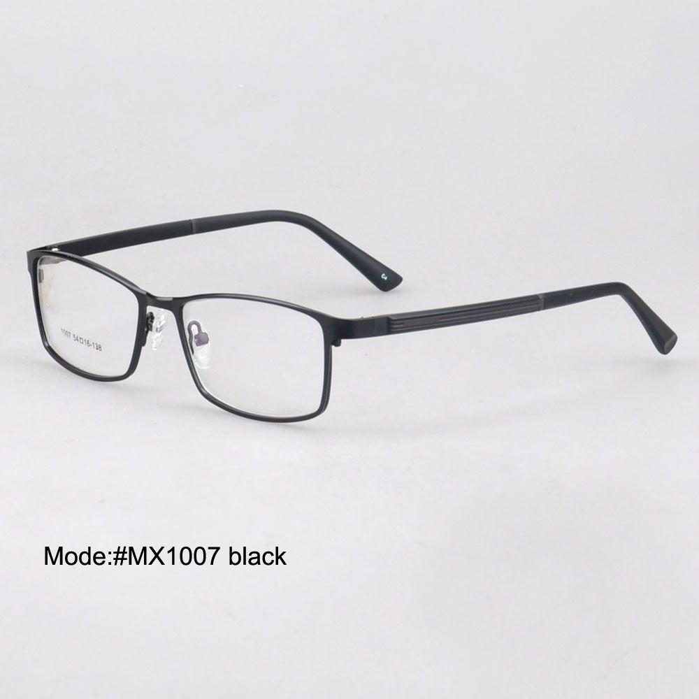 0513737ab2c MX 1007 new design men style full rim metal ultem temple prescription  spectacles far sight eyewear