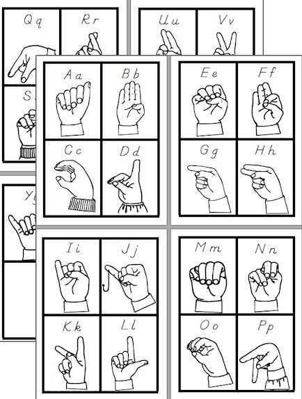 Chsh Asl American Sign Language Teacher Resources And