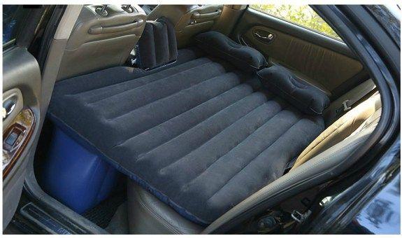 le matelas gonflable pour mieux dormir dans sa voiture en. Black Bedroom Furniture Sets. Home Design Ideas