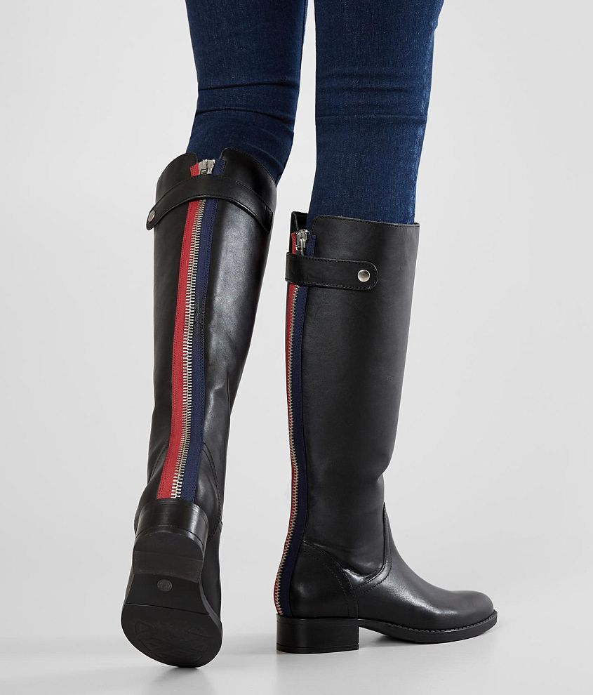 Womens riding boots, Leather riding