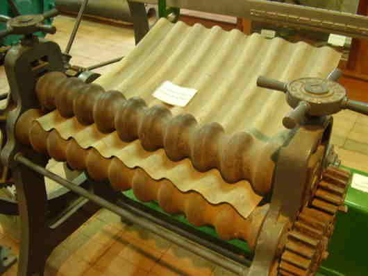 Corrugated Iron Benders Iron Gate Metall Basteln