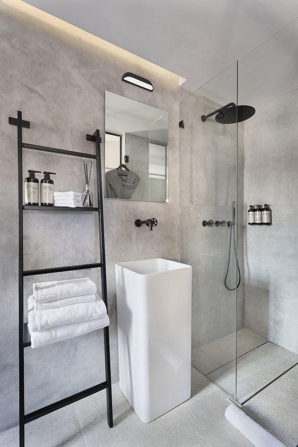 12 Coole Badideen In Hotels Ausspioniert In 2020 Badezimmer