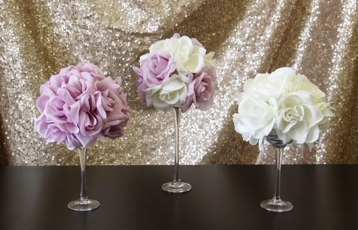 DIY Dollar Store Centerpieces | DIY | centerpieces | wedding ...
