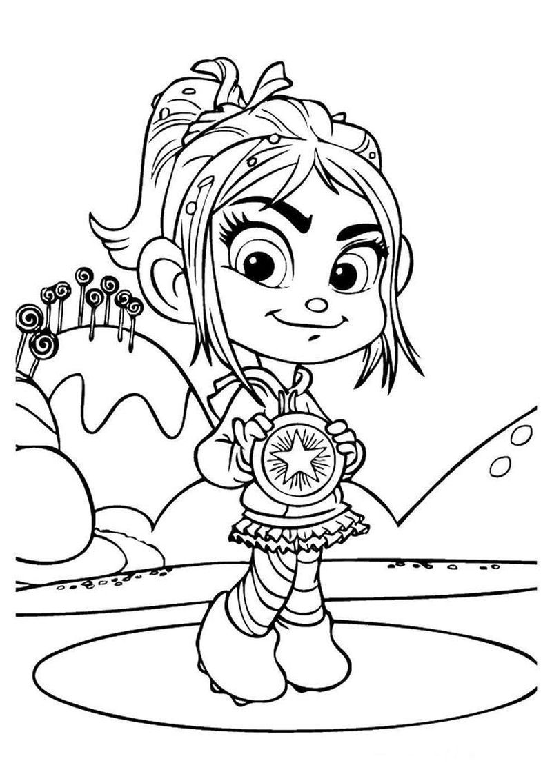 pics of wreck it ralph coloring page. Stories that describe the