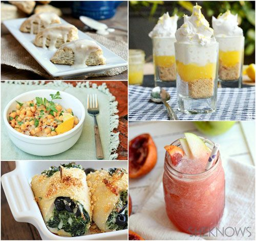 Recipes And Entertaining Tips Brunch Food Food Ideas And Easter