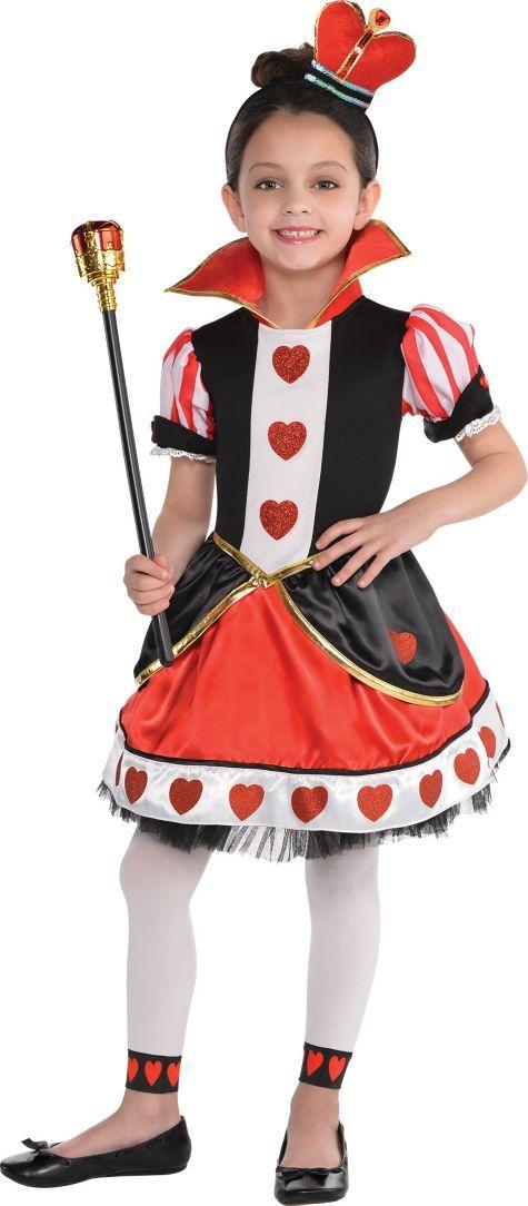 Party City Halloween Costumes Queen Of Hearts