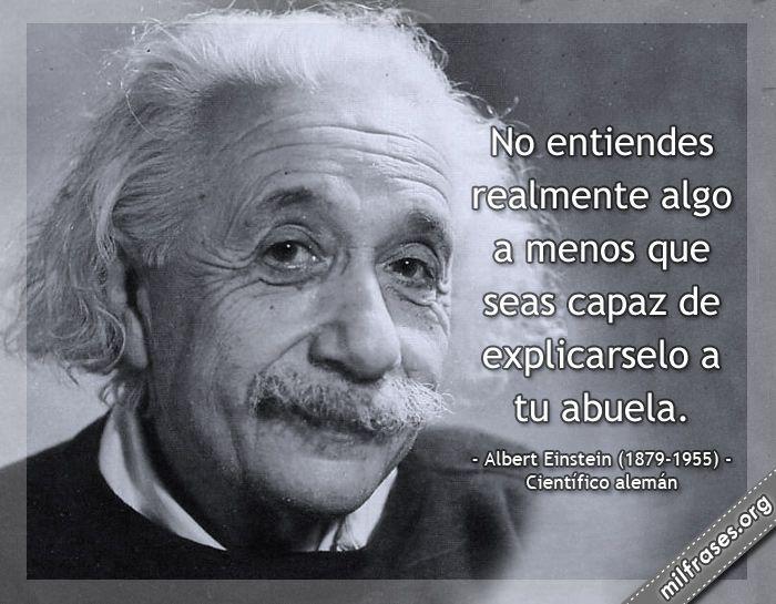 Albert Einstein Científico Alemán Milfrases Org Citações De Einstein Einstein Pessoas Inspiradoras