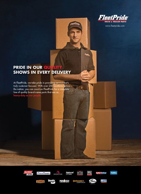 Pride in our quality shows in every delivery - Graphis