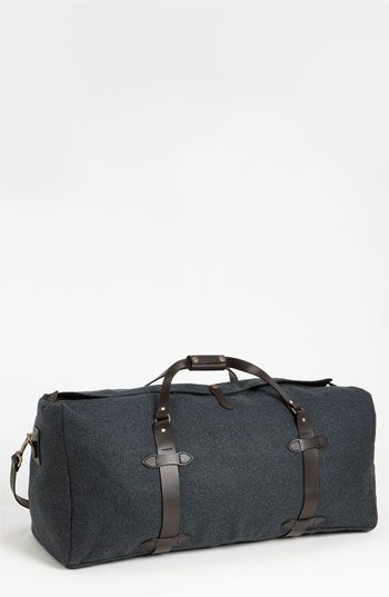 Filson Large Wool Duffel Bag available at  Nordstrom  223e04d365451