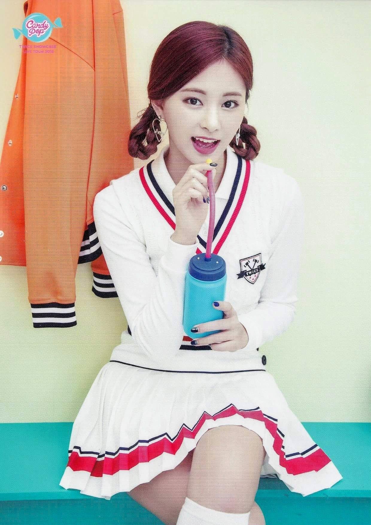 Twice Tzuyu Candypop Brandnewgirl