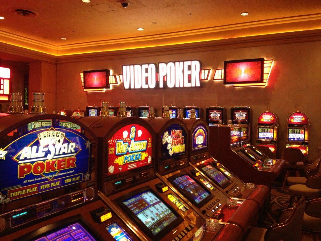 Video Slots History