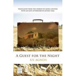 A Guest For The Night By S. Y. Agnon, 9781592643578., Judaism -eTRADEr
